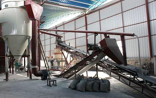 重庆石英砂生产设备
