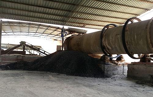 无烟煤滤料生产设备