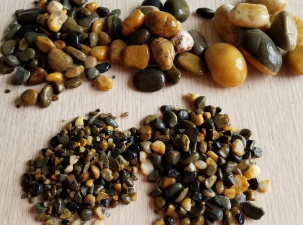 四川鹅卵石滤料