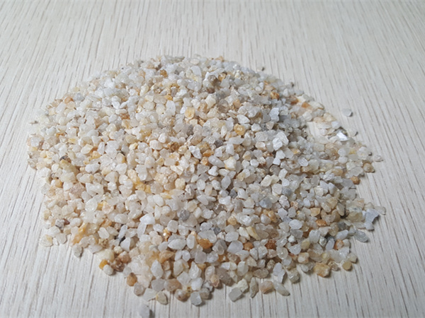 贵州石英砂滤料