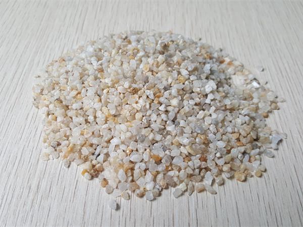 四川石英砂滤料