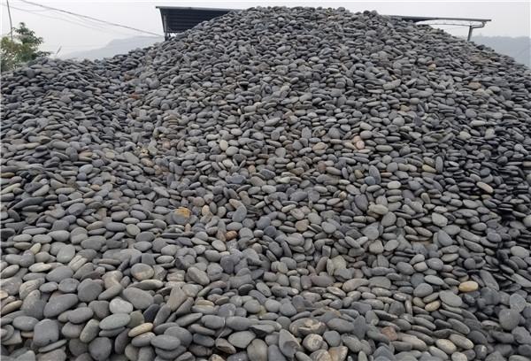 鹅卵石滤料厂家