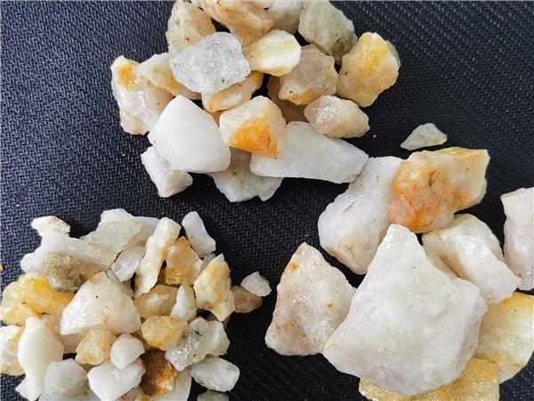 昆明喷砂除锈石英砂