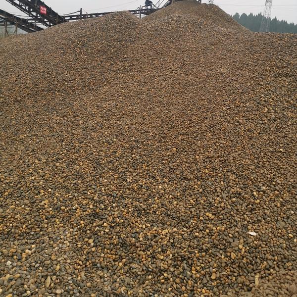 鹅卵石滤料多少钱一吨