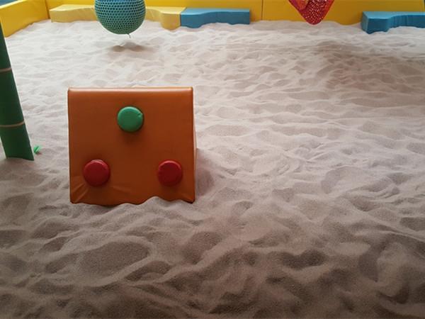 儿童游乐场海沙
