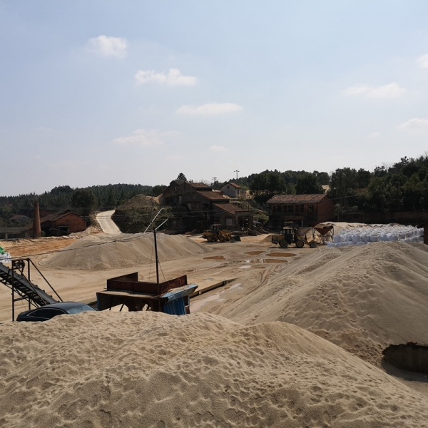 天然海沙厂家